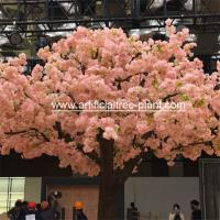 Wholesale Large Artificial Blossom Tree Anti -  Ultraviolet And  Waterproof from china suppliers
