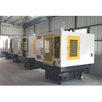 Buy cheap No Vibration CNC Tapping Machine 0.0025mm Repeated Positioning Accuracy from wholesalers