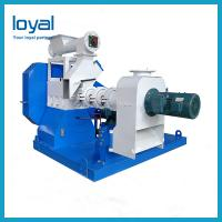 Buy cheap Steam heating Twin screw extruder machine for fish feed, pet animals food from wholesalers