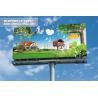 Buy cheap PVC Flex Frontlit High Density Polyethylene Film for Digital Printing 500 * 500D Weft from wholesalers