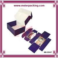 Buy cheap Personal Care Products Packaging Box/cardboard perfume sample box ME-CD007 from wholesalers