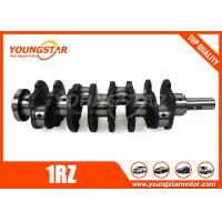 Buy cheap Steel Forging Engine Crankshaft Used In Toyota 1RZ 13411-75900 1341175900 from wholesalers