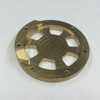 Buy cheap Anodizing CNC Milling Brass Precision Parts For Light Industry Departments from wholesalers