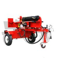 Wholesale 40T diesel log splitter wood log splitter with diesel power from china suppliers