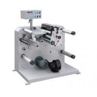 Buy cheap Tight Construction Paper Slitter Rewinder Machine 0.3mm Slitting Precision from wholesalers