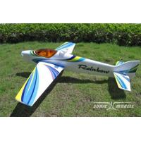 Quality EPO 6CH 2.4GHz Rainbow.50 size F3A/3D Radio Remote Control Electric RC Airplane RTF/PNP/KIT Version for sale