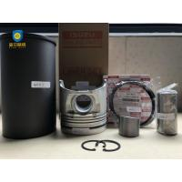 Buy cheap Hitachi ZAX240-3 Excavator 4HK1 Engine Liner Sets ,  Engine Piston Group Spare Parts from wholesalers