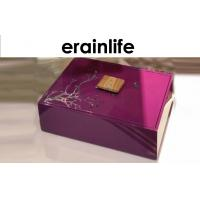 Buy cheap Purple Decorative Jewelry Box Home Accessories With Elegant Pearl from wholesalers