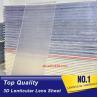 Buy cheap 3D effect / Flip effect 20 LPI 3 mm lenticular for FLIP lenticular effect on from wholesalers