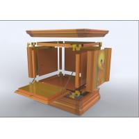 Buy cheap Single niche aluminum alloy columbarium disassemble structure from wholesalers