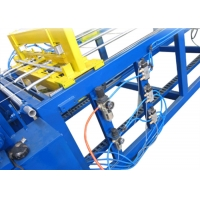 Buy cheap 50-70 Times/M South Africa Galvanized Brick Force Wire Making Machine from wholesalers