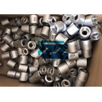 Buy cheap 304 Stainless Steel Pipe Coupling DN25 Socket Weld Half Coupling ASTM A182 F304 from wholesalers