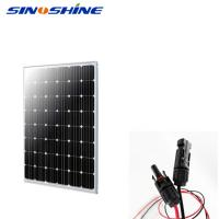 Wholesale Factory Directly Selling standard mono solar panel 270w with Solar cell silicon nitride coating from china suppliers