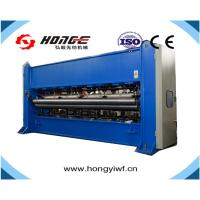 4m Double Board Needle Punching Machine High Performance Customized Needle Density Manufactures
