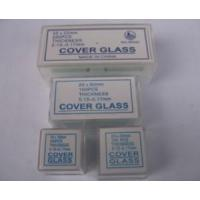 Buy cheap Laboratory High Clear Microscope Cover Glass from wholesalers