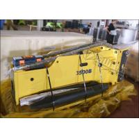 High Energy Hydraulic Concrete Breaker 155mm Chisel For 30 Ton CASE CX330 CX350
