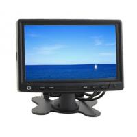 Buy cheap 7 Inch Desktop and Headrest VGA  Touch screen Monitor With AV2 Reverse Camera for Car PC,Car display from wholesalers