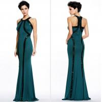 Personalized Word Back prom dress Elegant, Green, Red LXLSQ-169/3 Manufactures