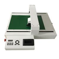 Buy cheap Digital Flatbed Die Cutter For DIY  Cardboard Packing Box with Kiss Cutting and Full Cutting and Creasing from wholesalers