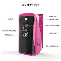 Buy cheap PROMISE Fingertip Pulse Oximeter Children Pulse Oximeter OLED Fingertip Factory Direct,easy to use, Germany USA quality from wholesalers