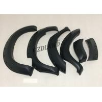 Buy cheap Wide Extend Black Fender Flares For Toyota Hilux Vigo Champ MK6 05 11 Car Accessories from wholesalers