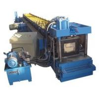 Buy cheap Z-Shaped purline forming machine from wholesalers