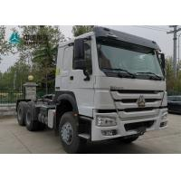 Buy cheap SINOTRUK Howo 6x4 Prime Mover Tractor Truck from wholesalers
