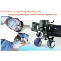 Wholesale LED Headlight with magnifier 2.5X for vet surgical operation and examination purposes KS-W01 Black one-FREE SHIPPING from china suppliers