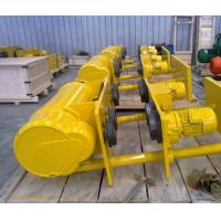 Buy cheap Single Girder Low Headroom Hoist 5 Ton Electric Small Sized Lifting Equipment from wholesalers