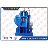 Wholesale Stationary Scrap Baler Logger For Light Scrap Metal Waste Aluminum Steel Profile UBC High Quality from china suppliers
