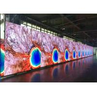 Buy cheap High Resolution Definition Full Color Indoor LED Advertising Display Screen Customized Size LED Video Walls from wholesalers