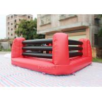 Buy cheap Kids And Adults Inflatable Sports Games Boxing Ring 5 X 5 X 1.5 M Height product