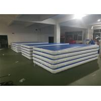 Wholesale Custom Drop Stitch Material Inflatable Air Track For Sport Train from china suppliers