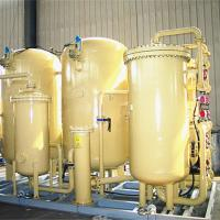 Buy cheap 90-95% Purity Psa Oxygen Plant Small Footprint With 0.1-0.4Mpa Pressure product