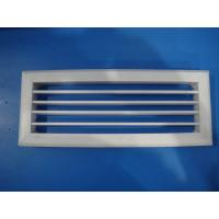 ZS-CH-01 Narrow border aluminum return air vent grille on wall Manufactures