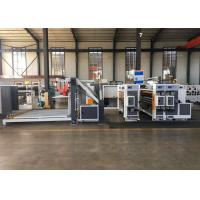 Buy cheap Automatic Feeder Corrugated Carton Flexo Printing Slotting Machine / Carton from wholesalers
