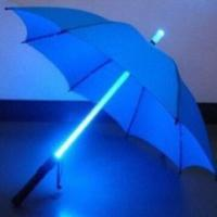 Buy cheap LED umbrella, made of PG fabric from wholesalers