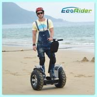Buy cheap Brush Or Brushless Motor Electric Chariot Scooter Black Two Wheel Segway from wholesalers