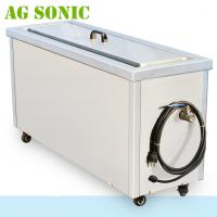 Buy cheap Digital Control Ultrasonic Anilox Roll Cleaning Systems With Spindle Motor Rotation from wholesalers