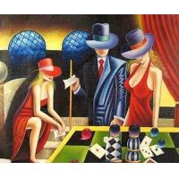 Buy cheap Sell Provide Every Quality Oil Paintings Wholesales from wholesalers
