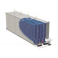Buy cheap EBIL ASRS Racking System / Warehouse Pallet Racking Systems ISO9001 Certification from wholesalers