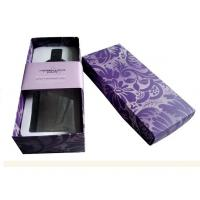 Wholesale Colors Paper Box / Cosmetic Box Packaging With Plastic Inlay / Cosmetic Paper Box from china suppliers