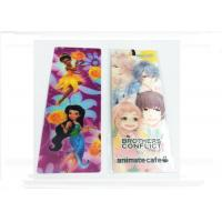 Wholesale Pantone Bookmarks 3D Lenticular Screen Printing Japanese Designs from china suppliers