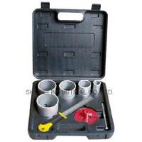 Buy cheap 8PC Tungsten Grit Hole Saw Set from wholesalers