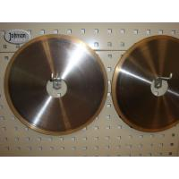 Buy cheap 300*2.2*60 continues rim ceramic or vitrified tiles cutting blade, fast cutting product