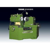 Buy cheap Straight Bevel Gear Testing Machine With Rolling Method, Clamping Force 17000Nm, 3KW / 4.5KW from wholesalers
