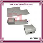 Buy cheap Hat box, paper hat box, white paper folding hat box, eco friendly baby shoe box  ME-FD005 from wholesalers
