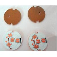 Buy cheap Metal Copper - Based Multilayer Flexible Pcb Quick Turn 2 Layer 0.35mm Minimum Hole from wholesalers