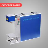 Portable Fiber Laser Marking Machine 10w 20W 30W 50w Free Maintenance Manufactures