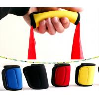 Wholesale Custom Comfort Neoprene Sports Support , Neoprene Foam Luggage Handles Wraps from china suppliers